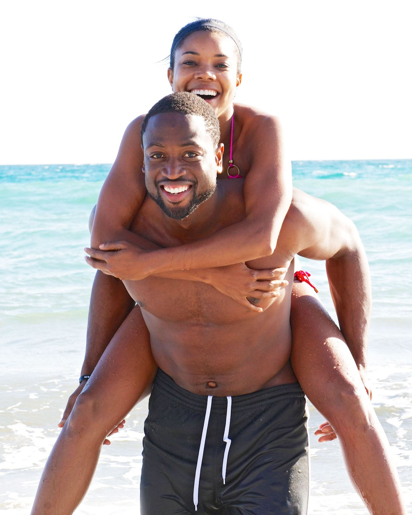 Here's How Dwyane Wade and Gabrielle Union Stay Fit Together
