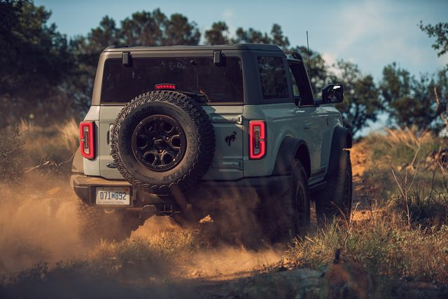 Ford Will Replace Every Bronco's Molded-In Color Hardtop