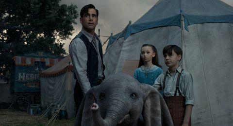 【電影抓重點】原來《小飛象》和原著童話差很多!5大看點分析這部關於夢想的故事