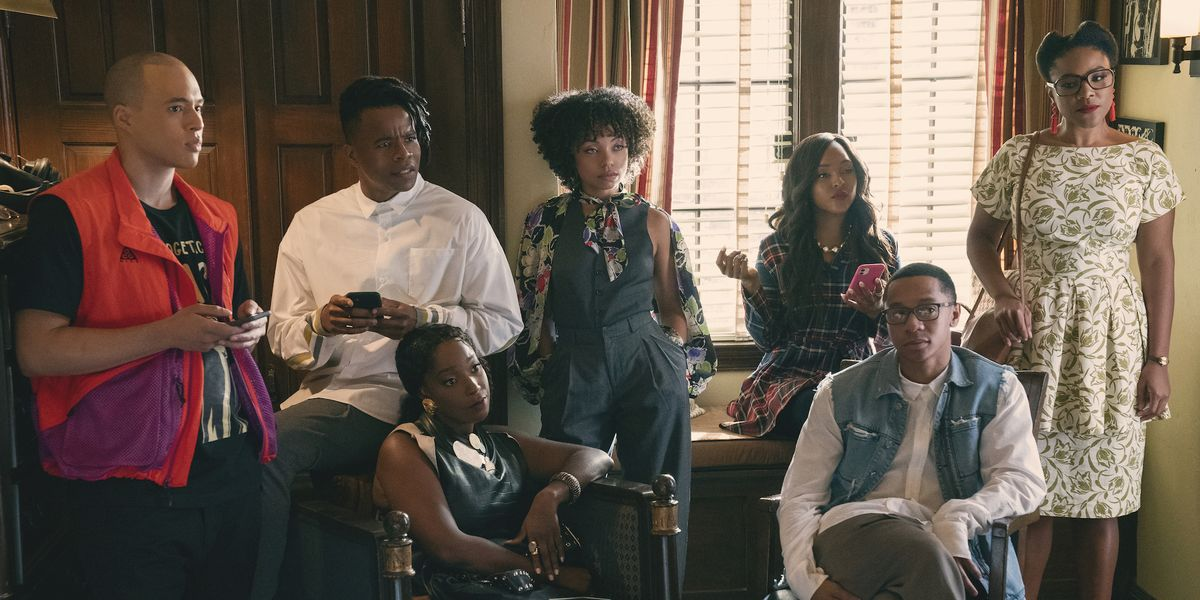 'Dear White People' Ends in an Imagined Future, but It's Still Ahead of Its Time