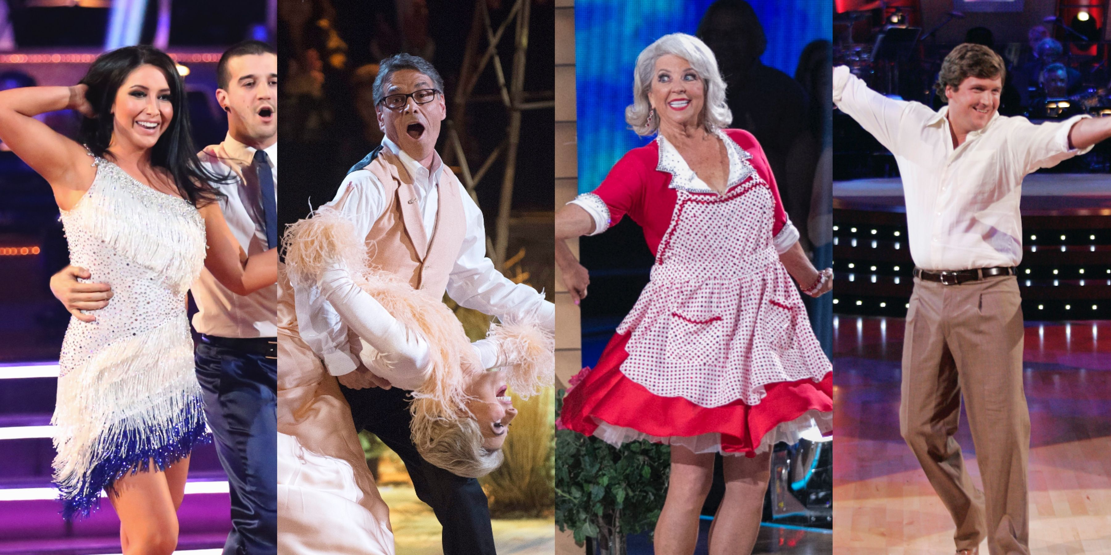 The Worst Dancing with the Stars Contestants, Ranked