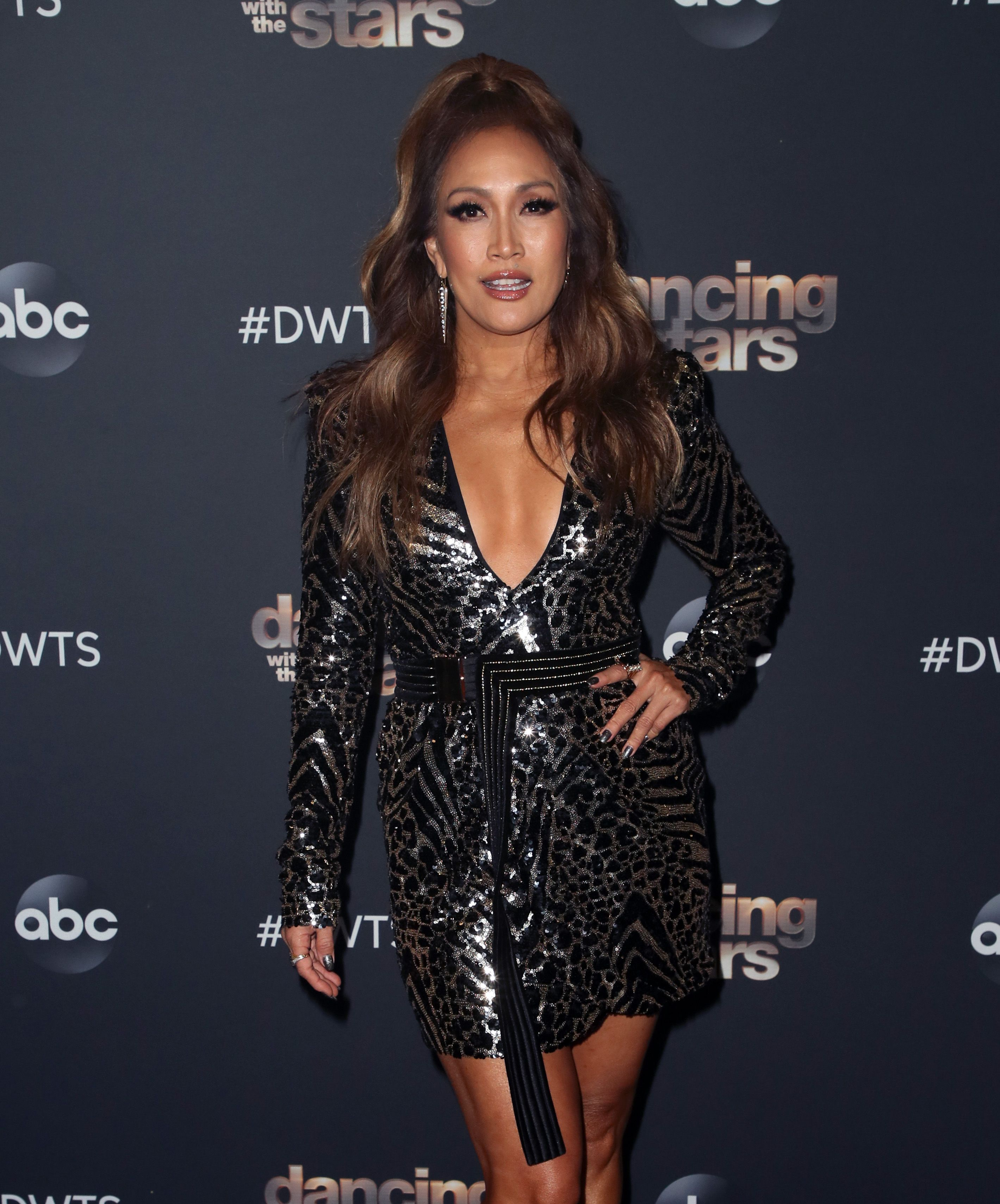 'DWTS' Judge Carrie Ann Inaba Is 'A Little Irritated' With America's Vote
