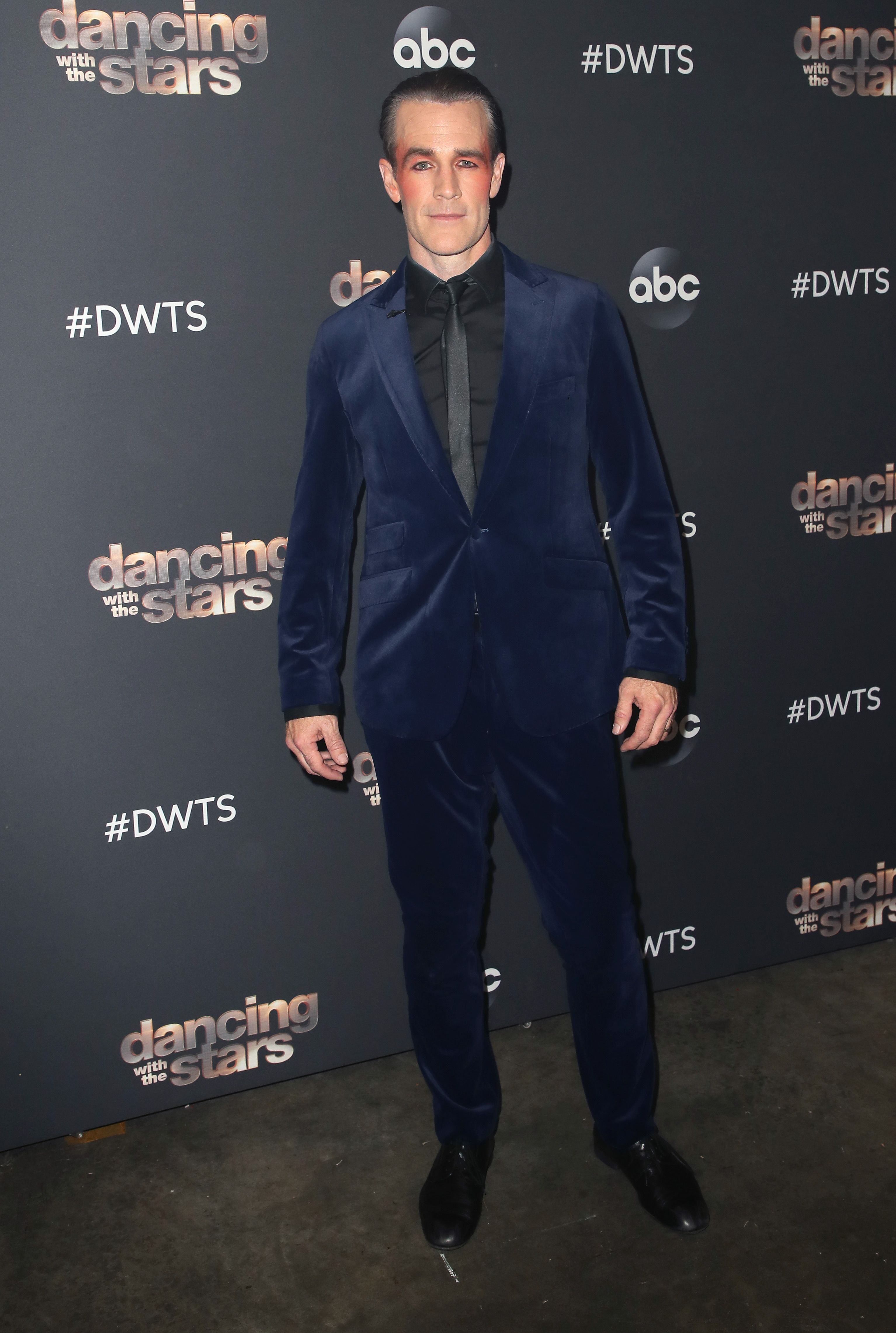 James Van Der Beek Earned A Perfect Score on 'DWTS' With an Emotional Contemporary Piece