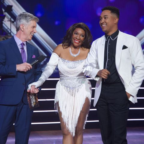 'DWTS' Mary Wilson sent home