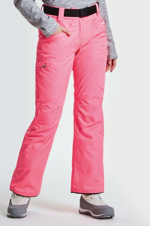 women's ski wear - Free Scope II Ski Pants Luminous Pink
