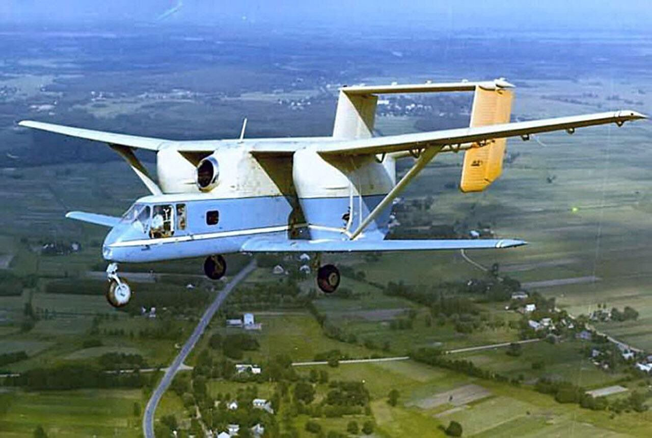 Let's Remember the Ugliest Plane That Ever Lived