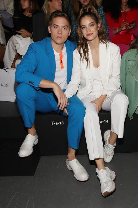 Boss - Front Row - Milan Fashion Week Spring/Summer 2020