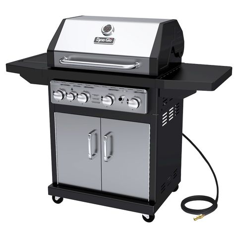 Dyna Glo 4 Burner Natural Gas Grill