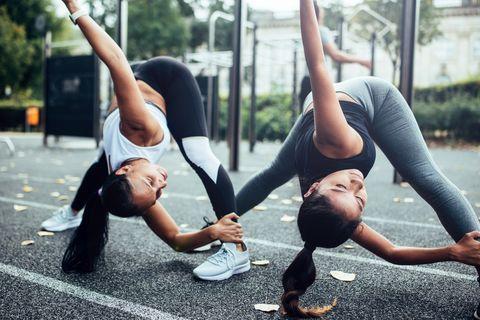 best dynamic stretches