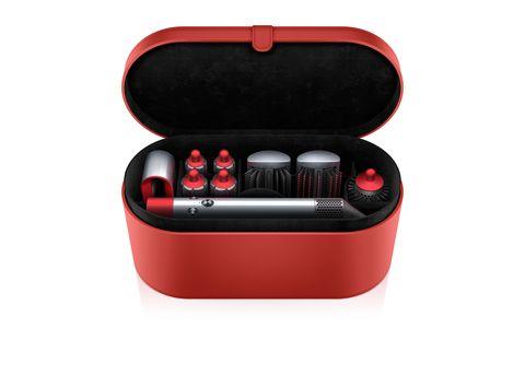 Dyson,造型器,限定紅,限量,母親節,吹風機
