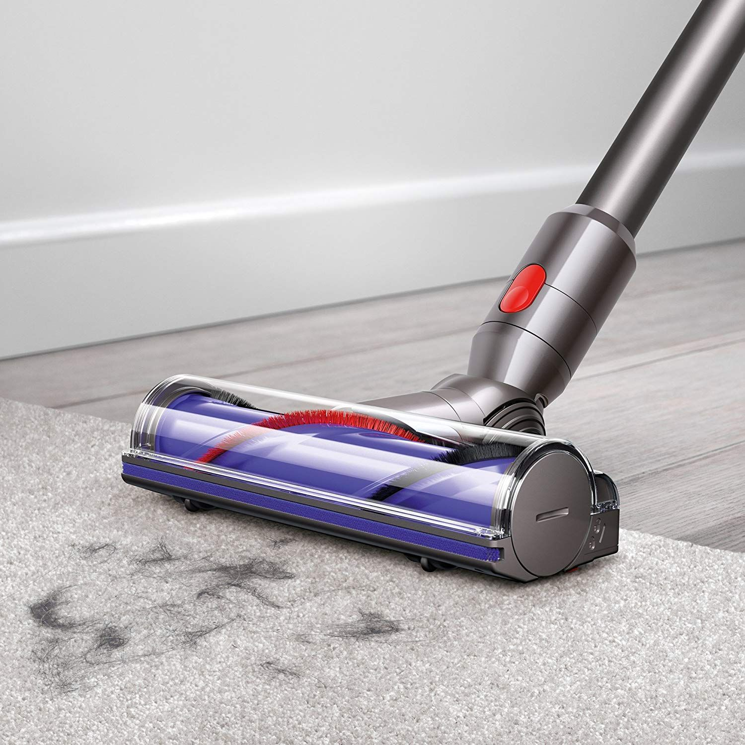 This Dyson Vacuum Cleaner Made Me Love Cleaning, and It's on Sale Right Now