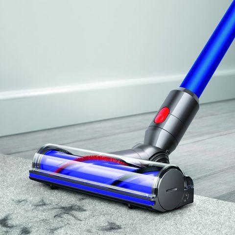 Kick scooter, Floor, Vehicle, Vacuum cleaner, Flooring,