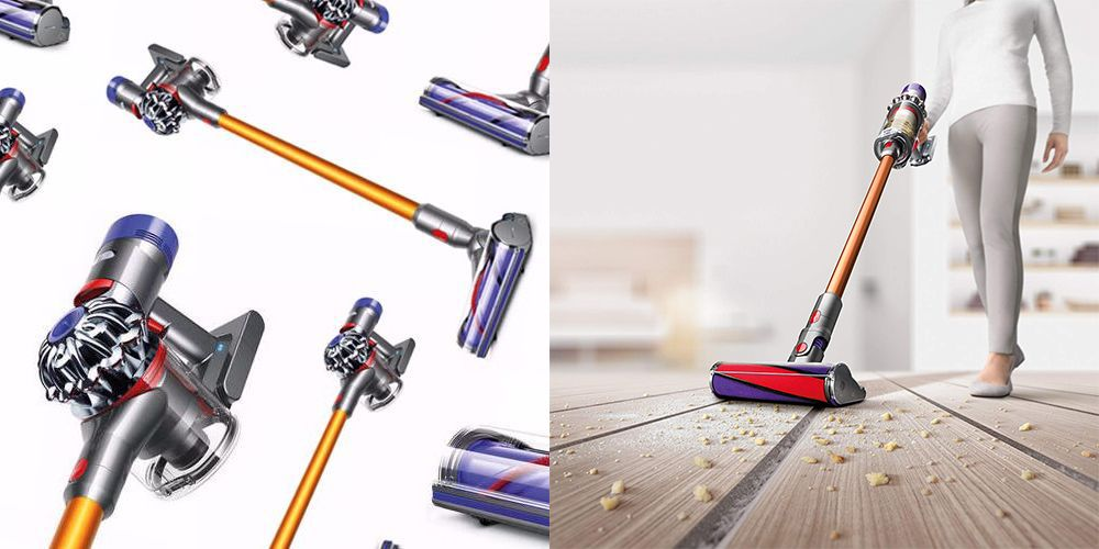 Dyson Vacuum Cleaners Are on Sale Now Online and In-Store
