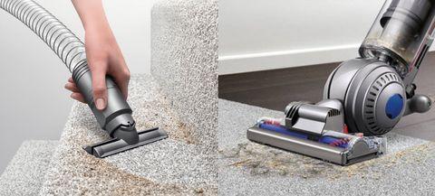 Vacuum cleaner, Floor, Flooring, Machine, Household supply,