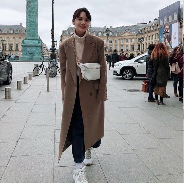 Givenchy, 巴黎, 時裝週, 楊丞琳, 穿搭,巴黎必逛,拍照技巧, 巴黎必吃, 2019秋冬時裝週,巴黎時裝週