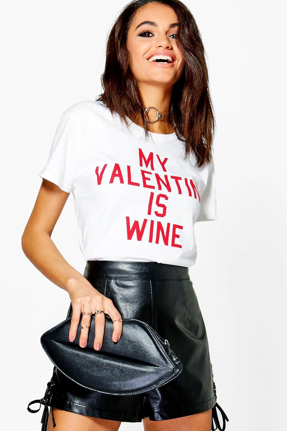 15 Sassy Statement Tops For Everyone Who S Single On Valentine S Day