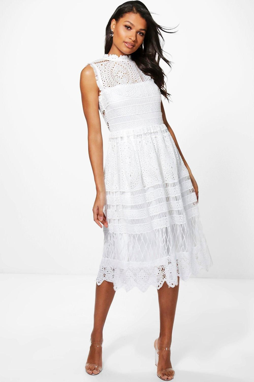 23 Cute White Graduation Dresses For Under 100 Best