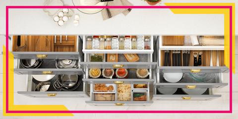 Shelf, Shelving, Porcelain, Room, Furniture, Bowl, Tableware, Ceramic, Interior design, Dishware,