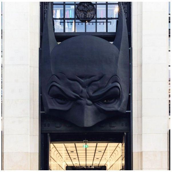 拉法葉百貨 蝙蝠俠