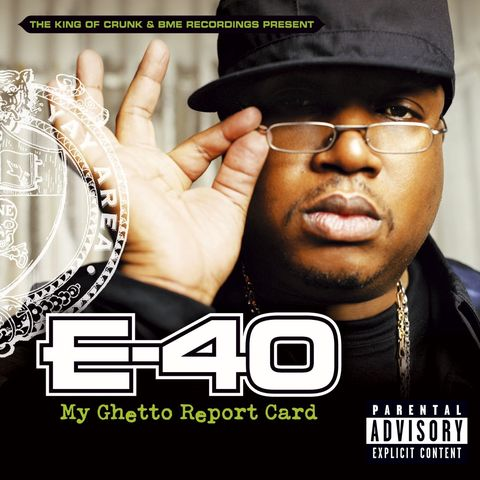 e 40 album cover
