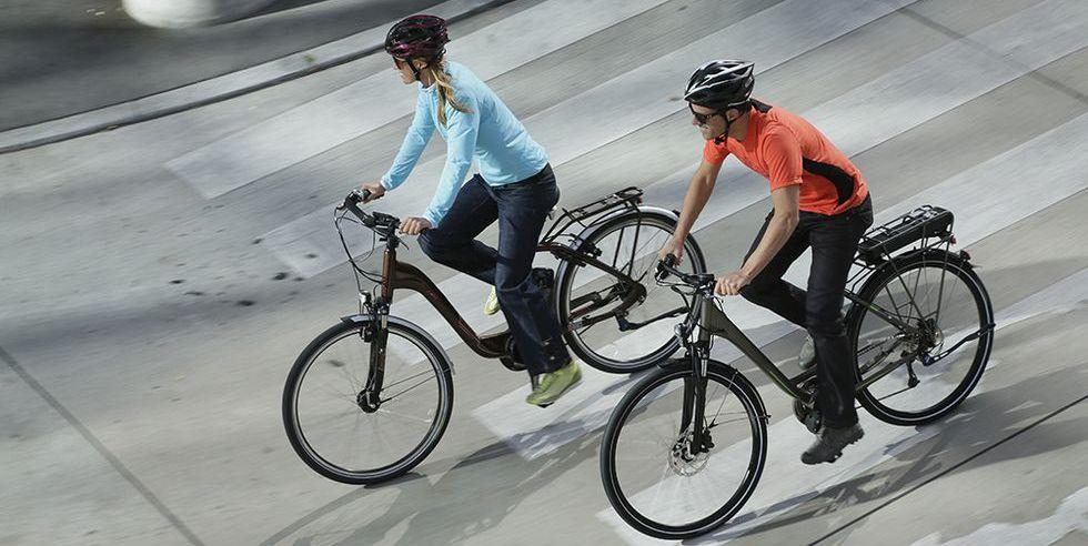 E-bike traffic