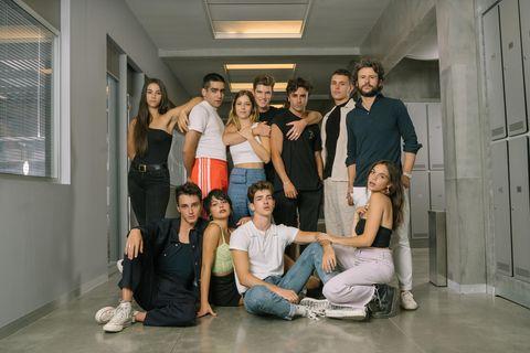 Élite  cuarta temporada