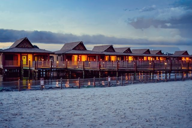 disney polynesian village resort
