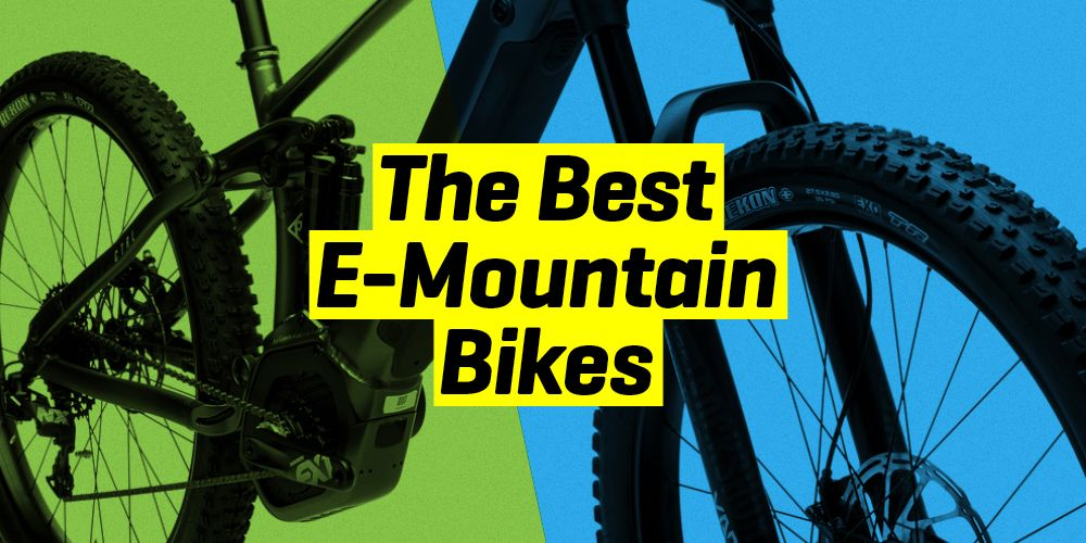afecaea773f Best Electric Mountain Bikes 2019 - E-Mountain Bike Reviews