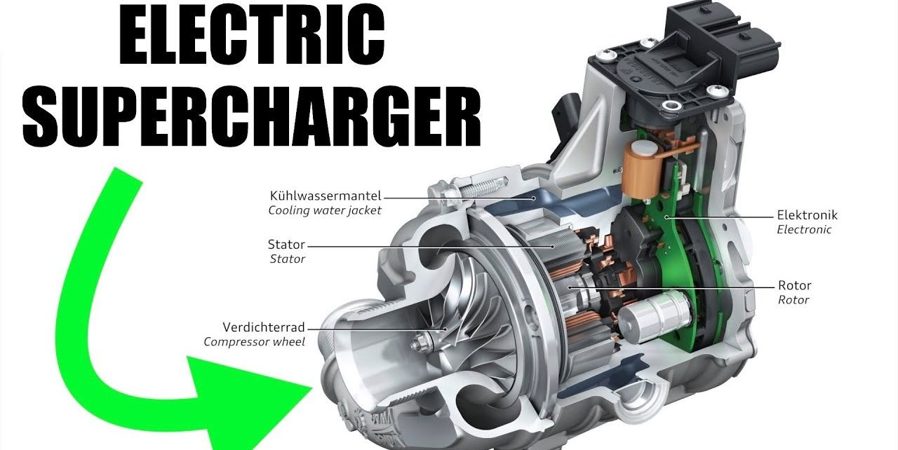How Electric Supercharging Eliminates Turbo Lag