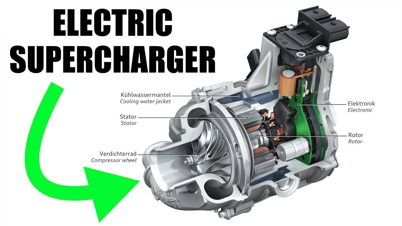 how electric supercharging eliminates turbo lagVolvo Drivee Engine With Electricallydriven Turbocharger #12
