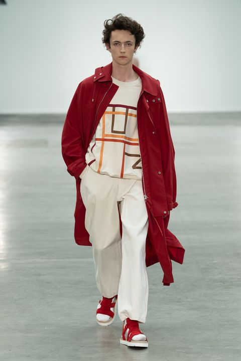 London Fashion Week Mens Spring Summer 2020 - E. Tautz