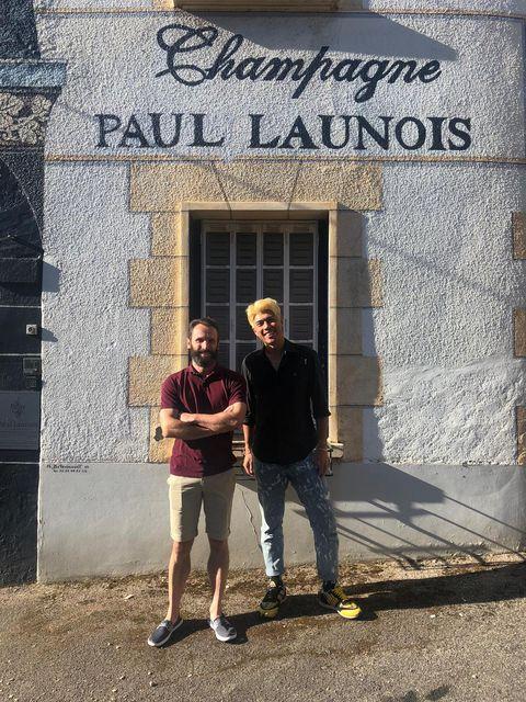 club designer聯名paul launois