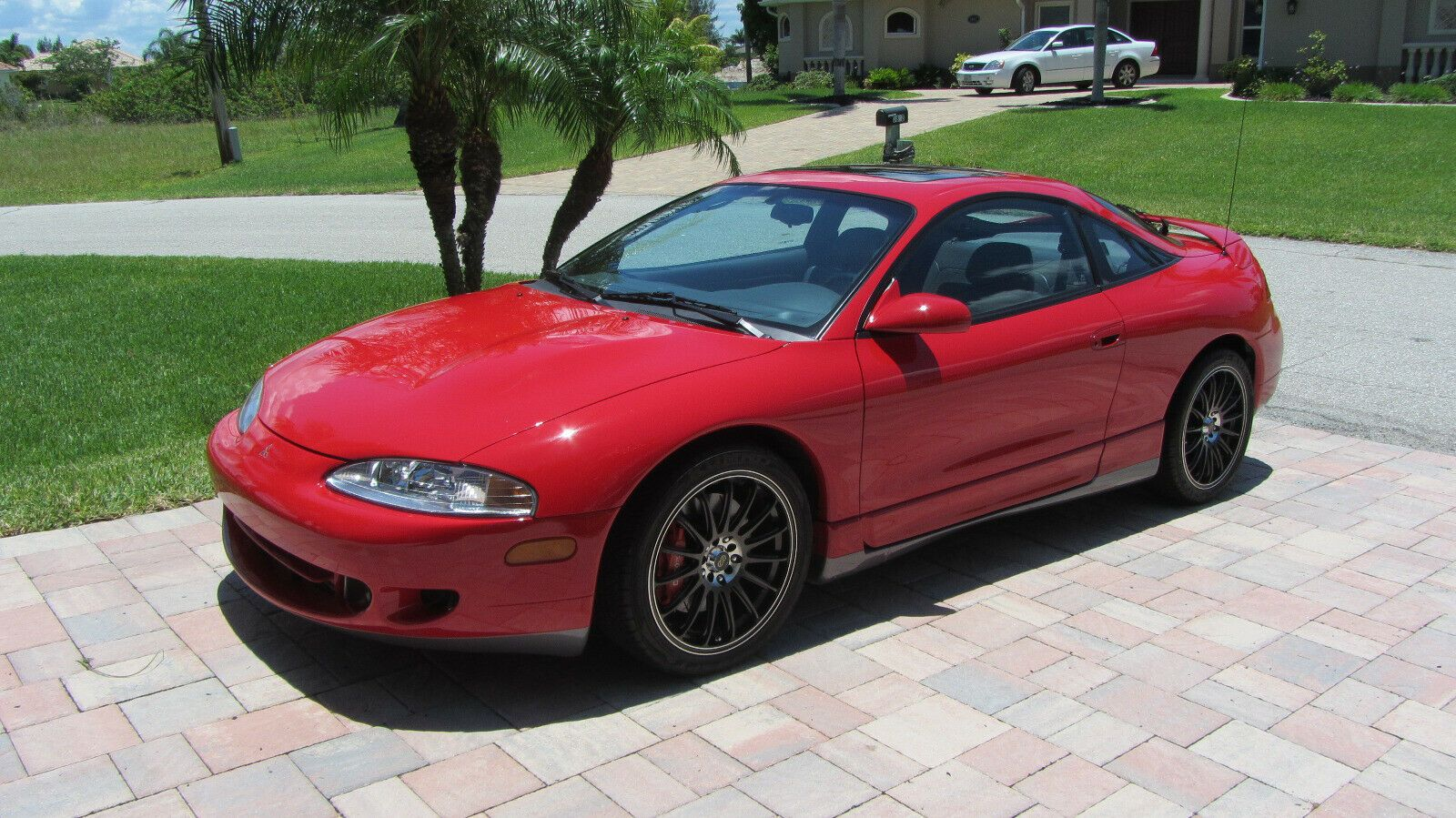 This Might Be the Cleanest Mitsubishi Eclipse GSX Left on Earth