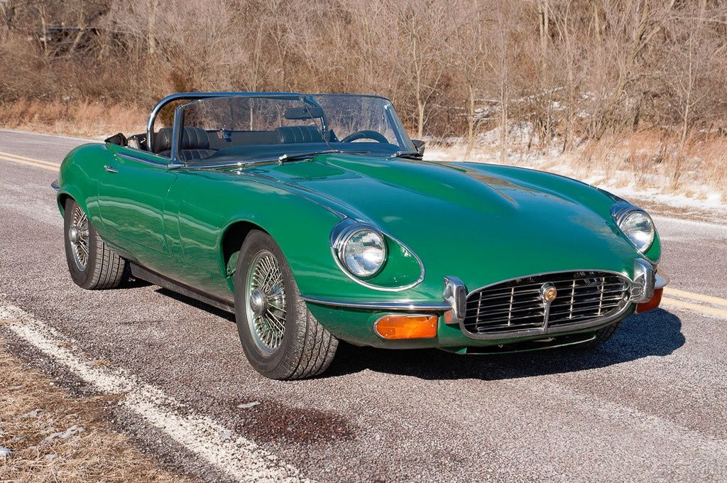 Piss Off Everybody With This Turbo V-8-Swapped Jaguar E-Type