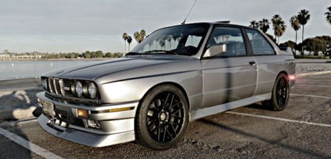 V8-Swapped E30 M3 for Sale - Chevy LS Engined BMW 3-Series
