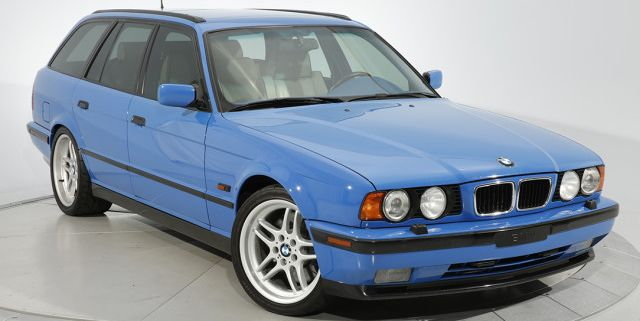 super rare bmw m5 wagon for sale bmw m5 wagon costs 130 000. Black Bedroom Furniture Sets. Home Design Ideas