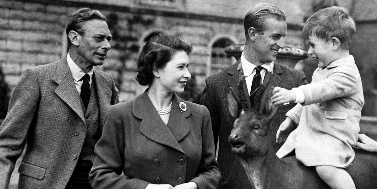 The Royal Family Paid Tribute to Prince Philip on Father's Day
