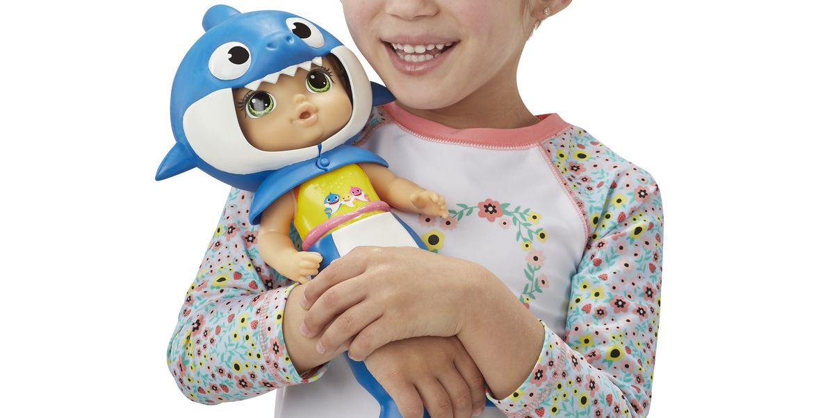 Baby Alive Baby Shark Doll Where And How To Buy It