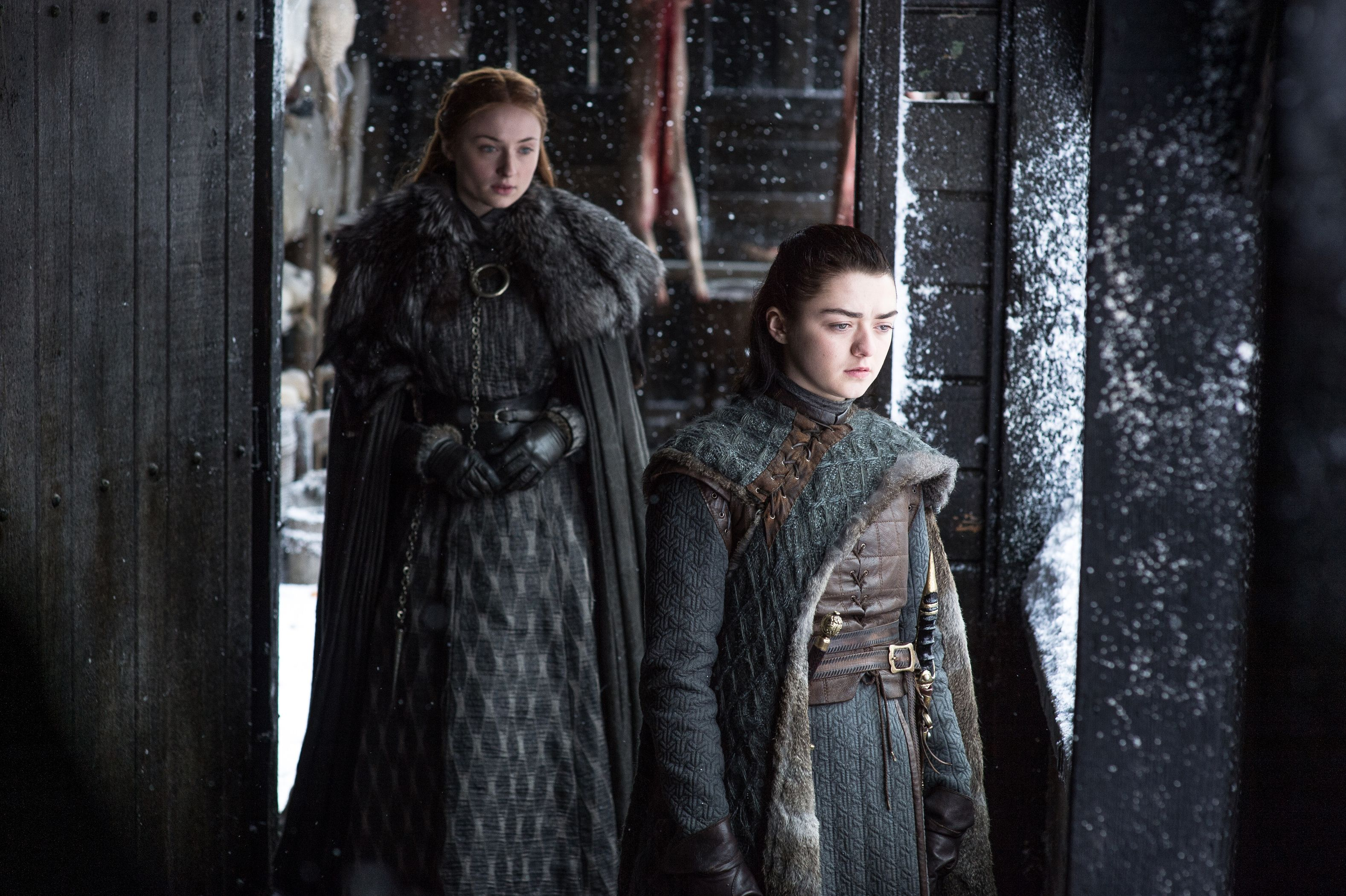 What Will Arya Stark Do Now Sansa Is Queen of the North?