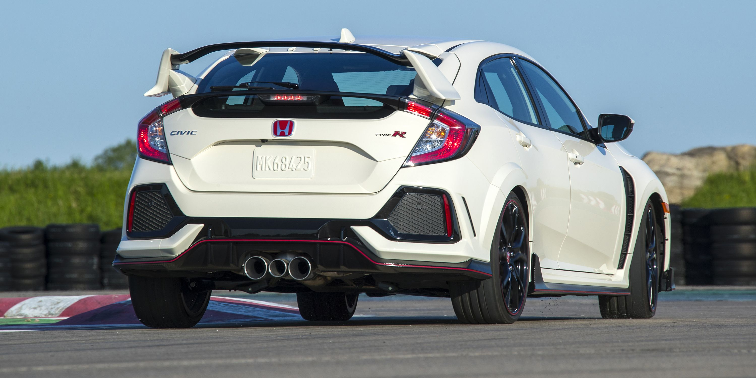 Civic Type R Middle Exhaust - Why the Civic Type R Has Three