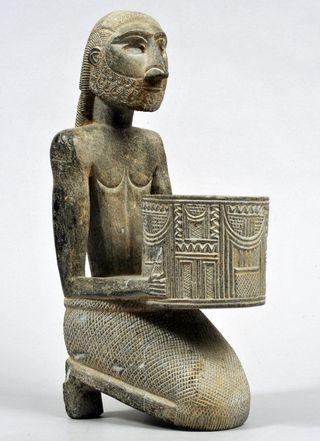 manufatto della cultura jiroft