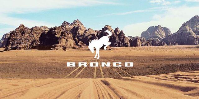 ford bronco reveal teaser image