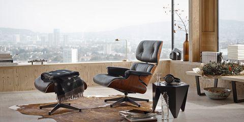 Eames Stoel Lounge.Eames Lounge Chair Zo Wordt De Meest Iconische Stoel Ooit Gemaakt