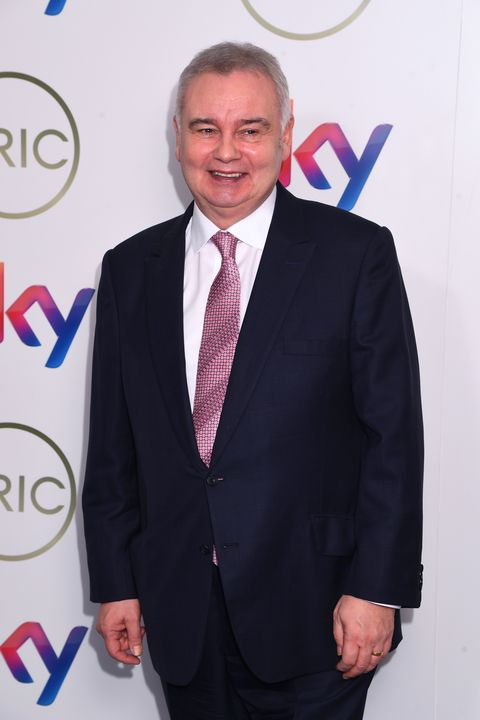 london, england   march 10 eamonn holmes attends the tric awards 2020 at the grosvenor house hotel on march 10, 2020 in london, england photo by dave j hogangetty images