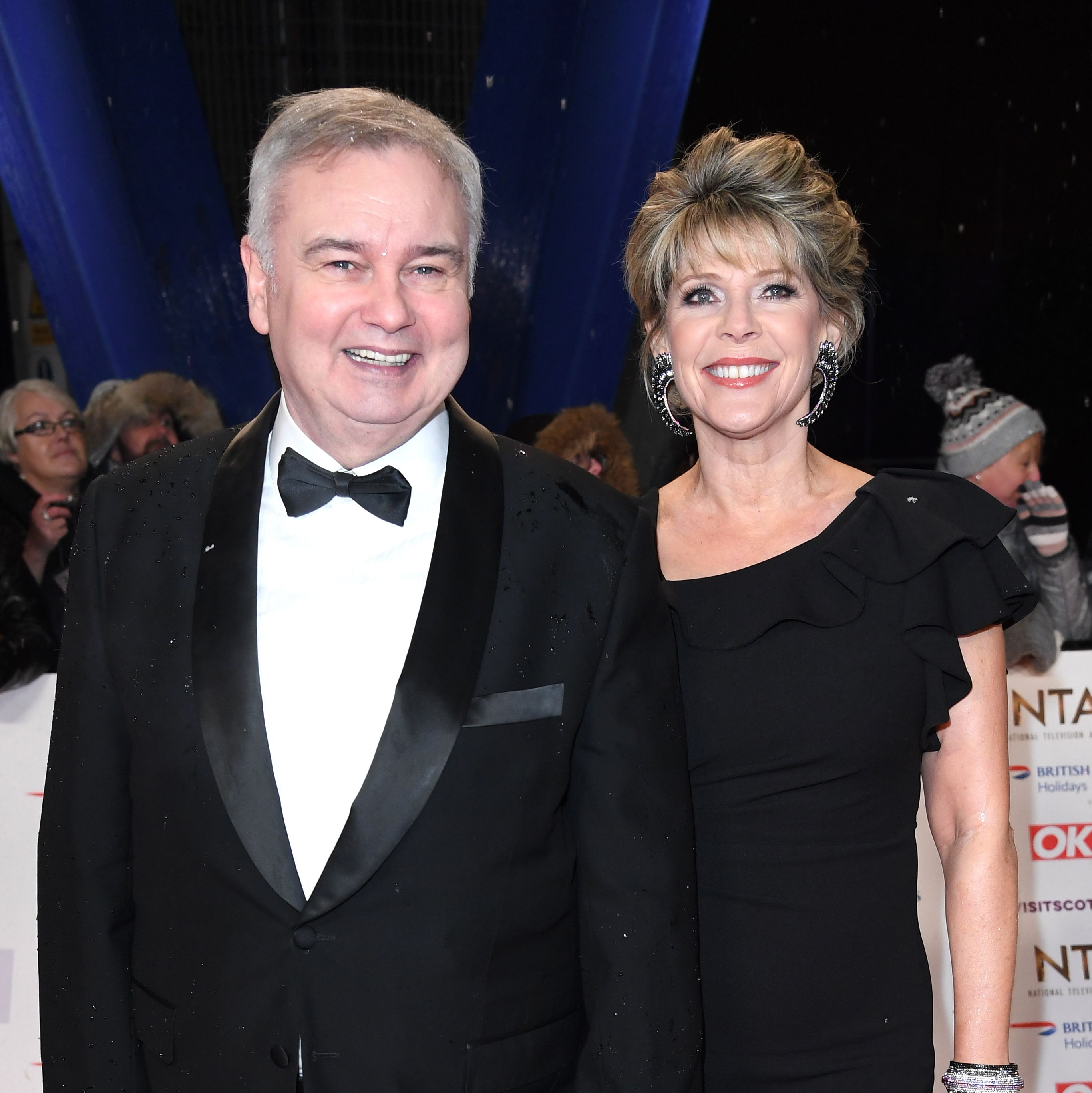 Eamonn Holmes reveals how he treated wife Ruth Langsford on her birthday