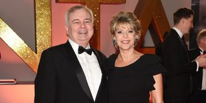 Eamonn Holmes, Ruth Langsford, NTAs red carpet