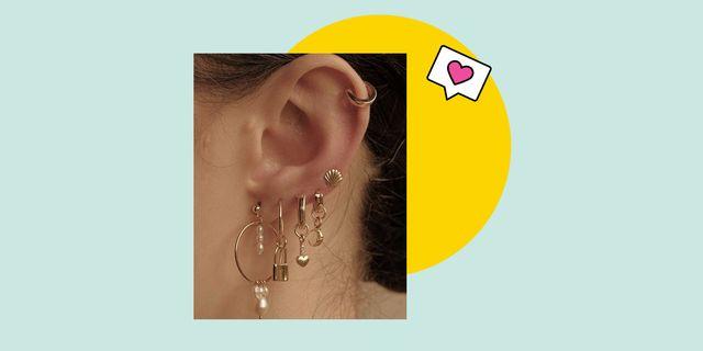 Ear Piercing Trends 2020 17 Ear Piercing Trends To Know