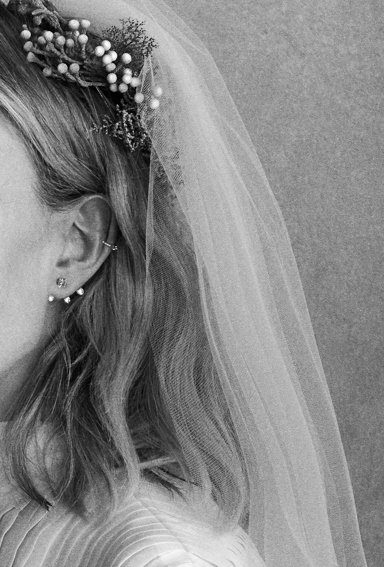 Marta Ortega vestido de novia Valentino