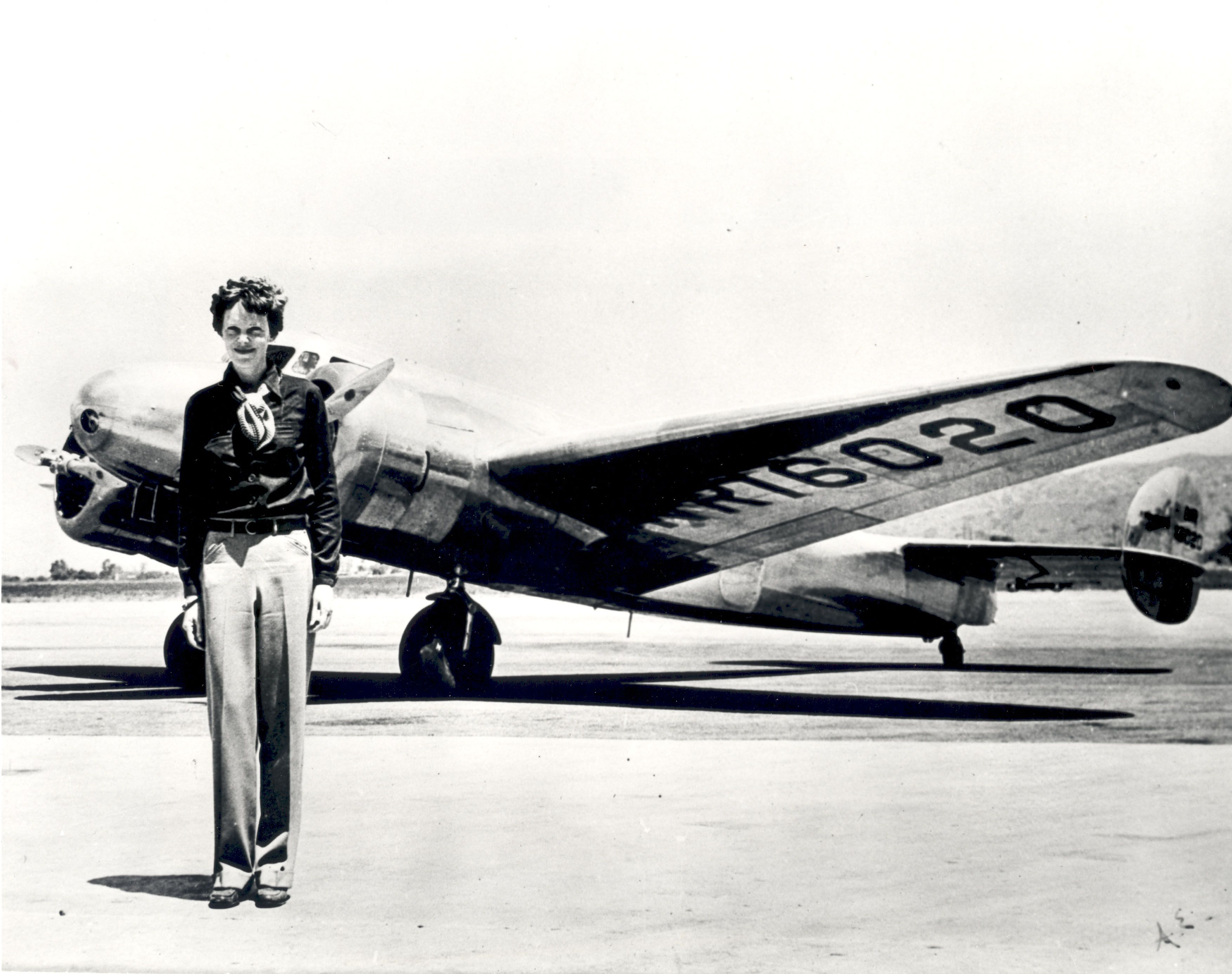 The Guy Who Found the Titanic Is Now Looking for Amelia Earhart's Plane