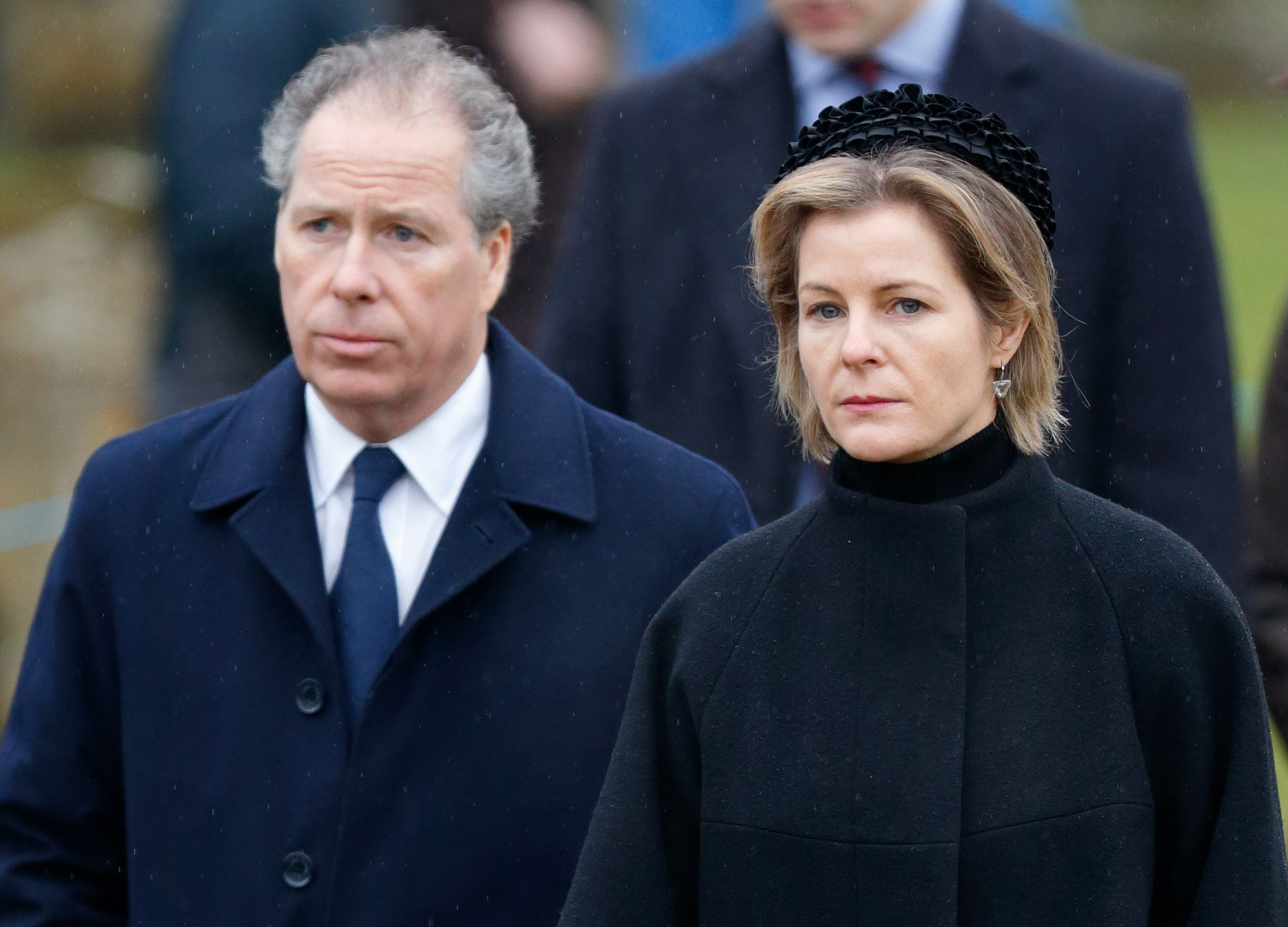 Another royal divorce: the Earl of Snowdon is separating from wife